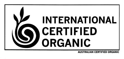 australian organic organic and bio dynamic international certified organic australian certified