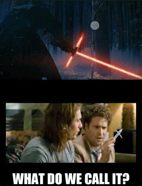 Lightsaber Meme - crossguard lightsaber image 872 243 memes
