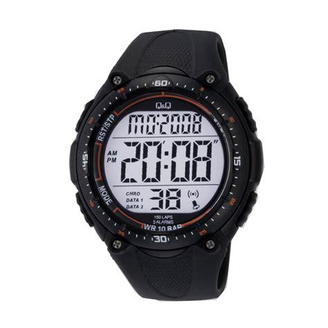 Q Q Digital q q by citizen m010j001 model digital wrist