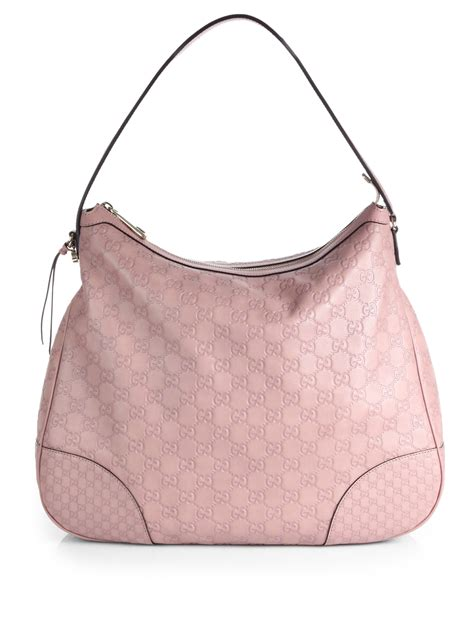 Gucci Convention Travelers Bags 8701 pink hobo bag leather travel bags for