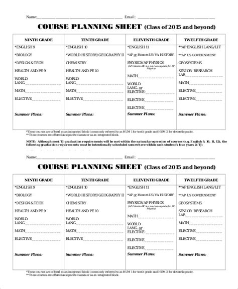 course organizer template schedule planner template 14 free word excel pdf