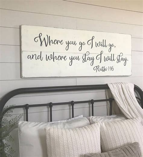 Wall Sign Room best 25 bedroom signs ideas on farmhouse