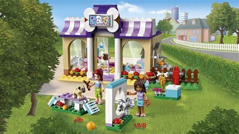 lego friends puppy lego