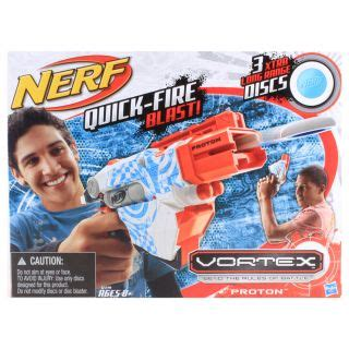 Nerf Vortex Proton Blaster by Nerf Vortex Proton Blaster At Best Prices