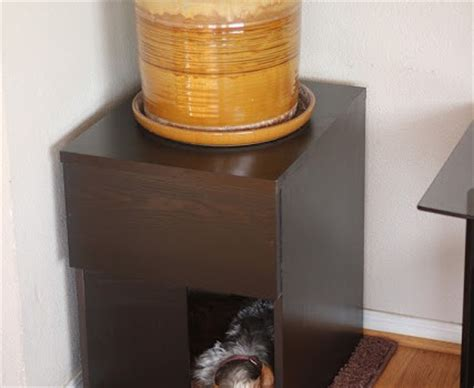 ikea hack dog house indoor custom dog house ikea hackers ikea hackers
