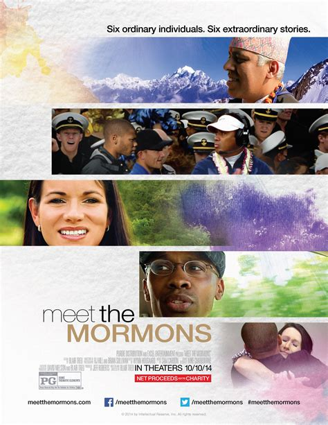 lds filmmovies by latter day saintslds videosutah new movie meet the mormons lds media talk new videos