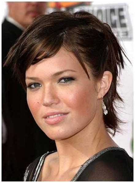 haircut for fat faces with thick hair hairstyles for full round faces 50 best ideas for plus