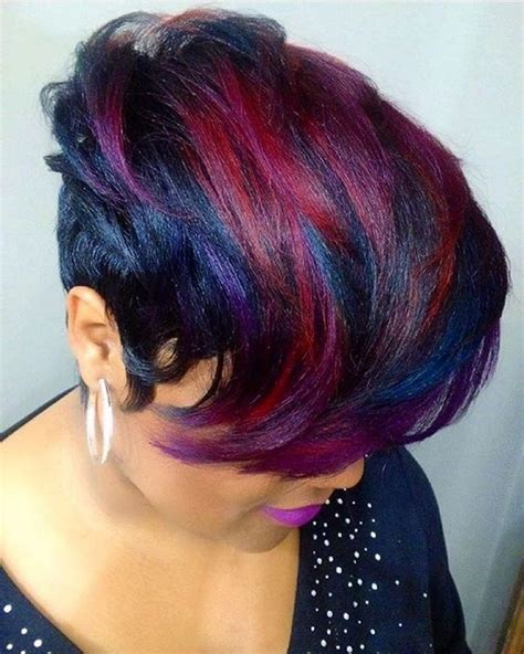 Summer Hairstyles For Black Hair 2016 by 2016 Summer Haircut Ideas For Black