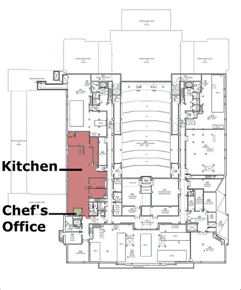 All About The Schermerhorn Symphony Center Part 3 Commercial Kitchen Design Software Free 2