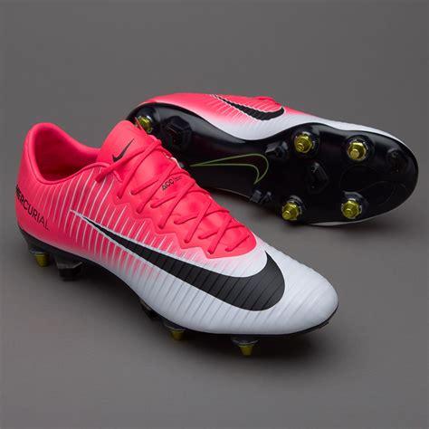 Sepatu Bola Nike Mercurial Pink Hitam List Stabilo Grade Ori sepatu bola nike original mercurial vapor xi sg pro ac race pink black white
