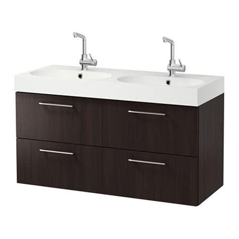 black bathroom sink cabinet godmorgon br 197 viken sink cabinet with 4 drawers black