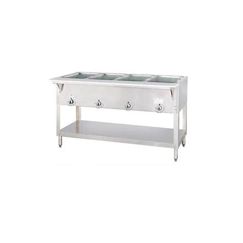 Propane Gas Table 4 Well Lp Gas Food Table
