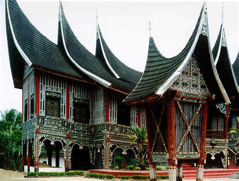 the minangkabau house kubapedia