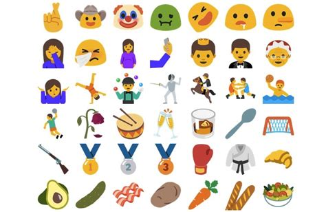 emoji android nougat n 228 m 228 7 asiaa ovat uutta android 7 0 nougatissa mobiili fi