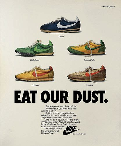 Ad Tn 033 By Ninos nike vintage running advertising caign ads and
