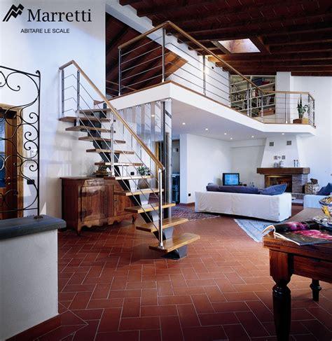 scale a ra per interni scale a struttura centrale scale per interni in toscana