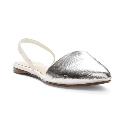 silver flat slingback shoes silver flat slingback shoes 28 images caprice caprice