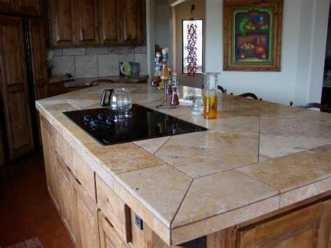 Best Tile For Kitchen Countertop by Awesome Best Tile For Countertop Kitchen Gl Kitchen Design