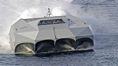navy boat driver m80 stiletto is the navy s versatile little experimental