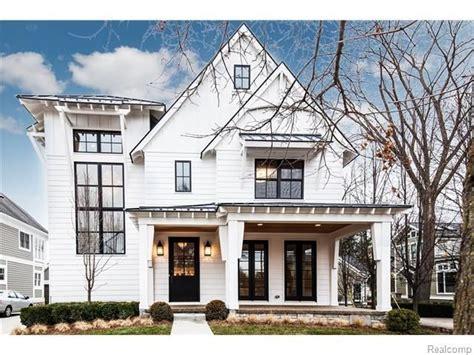Home Exterior Design Michigan Best 25 Modern Farmhouse Exterior Ideas On