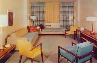 interior home decor of the 1960s ultra swank