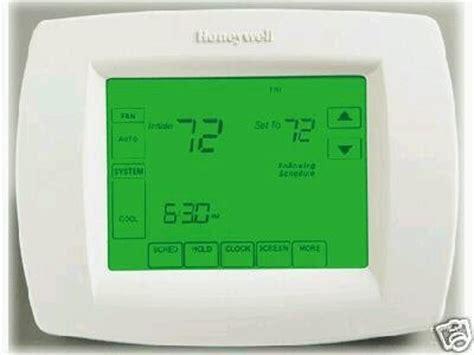 honeywell visionpro th8320 th8320u th8320u1008 thermostat