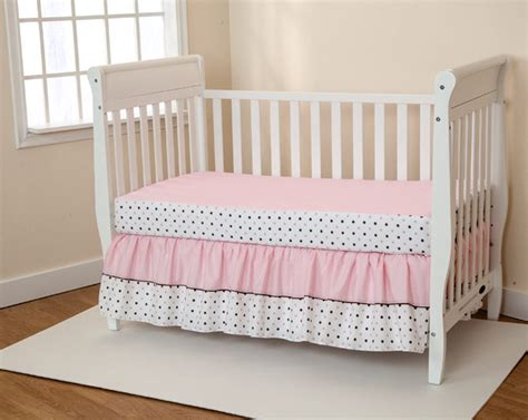 White Crib Dust Ruffle by Crib Dust Ruffle Benefits And Uses