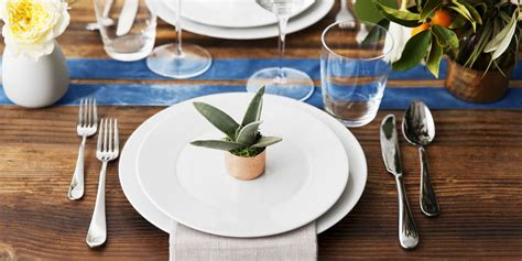 casual table setting ideas image gallery table setting