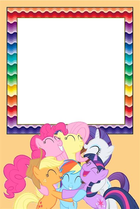 my little pony printable party decorations the 25 best my little pony stickers ideas on pinterest