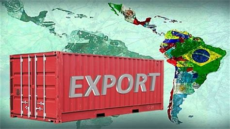 09/01 datos de exportaciones latinoamérica 2013 | mundo