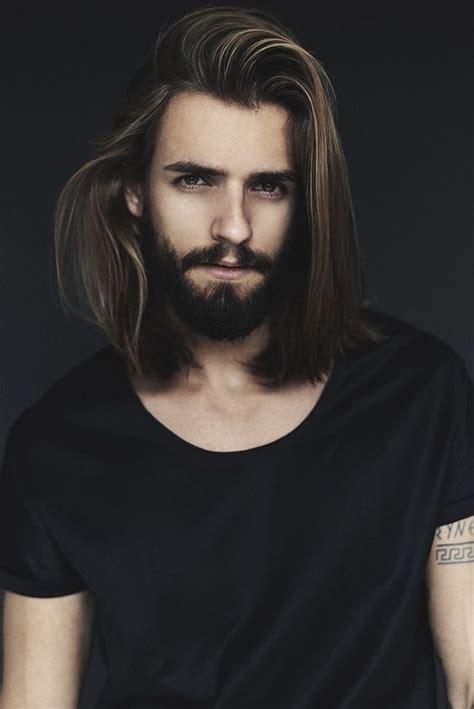 Model Rambut Lurus Pria by Gaya Rambut Panjang Untuk Pria Paling Keren Penata Rambut