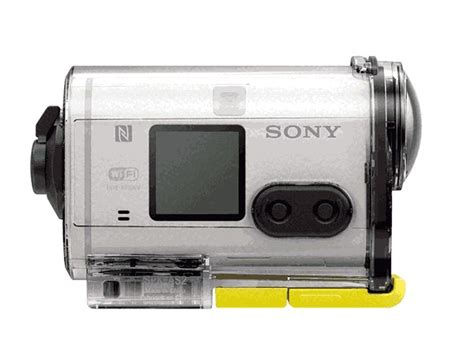 Sony Hdr As100 sony actioncam as100 une quot gopro quot pour les pros news