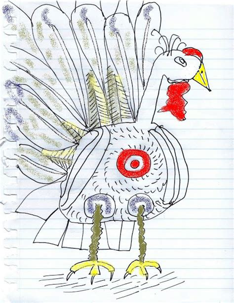 printable turkey targets printable turkey targets