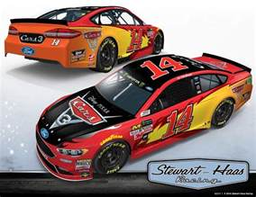 nascar new cars clint bowyer cars 3 paint scheme sonoma raceway racing