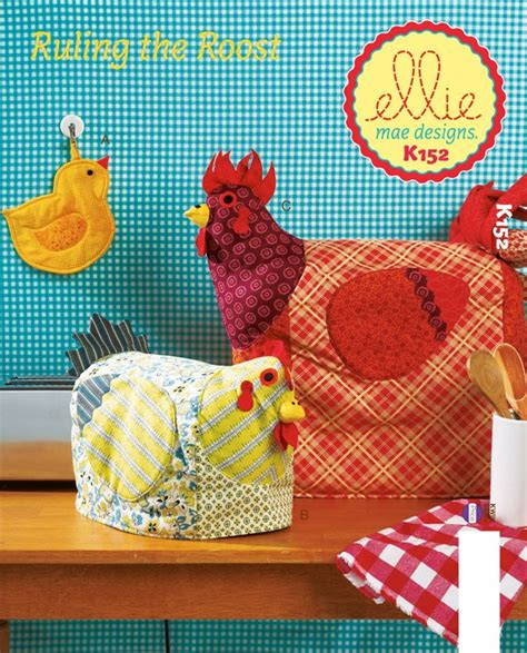 Potholder and Appliance Covers Kwik Sew Sewing Pattern No