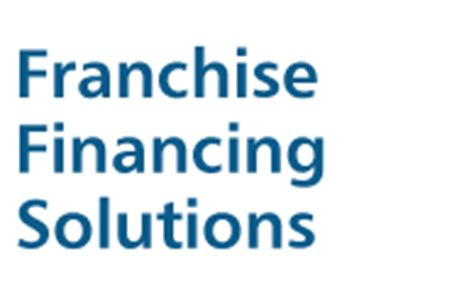 Small Home Business Franchise Franchise Financing Solutions
