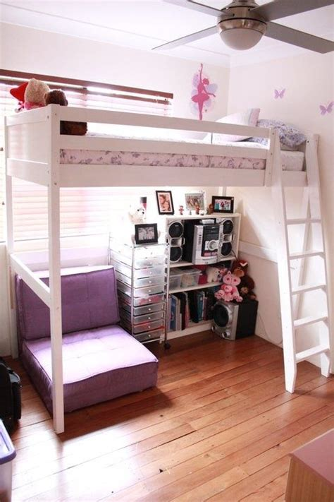 Bunk Bed Fan Not The Style But The Room Loft Bed By Window And Fan Loft Bed Spaces