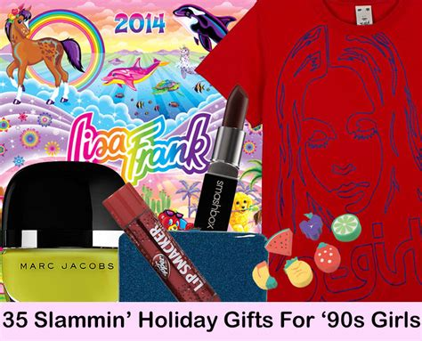 35 slammin holiday gifts for 90s girls