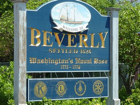 beverly ma beverly sign photo picture image