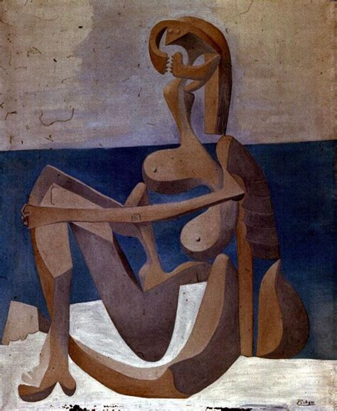 picasso paintings for sale by granddaughter pablo picasso seated bather painting best paintings for sale
