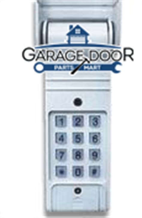 Genie Wireless Garage Door Opener by Genie Non Intellicode Wireless Garage Door Opener Keypad