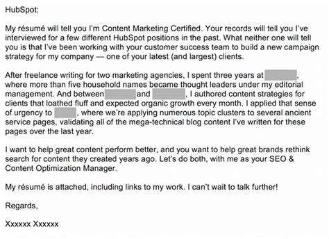 cover letters that got the 7 cover letter exles that got something right