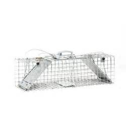 cat traps home depot havahart medium 2 door easy set live animal cage trap 1062