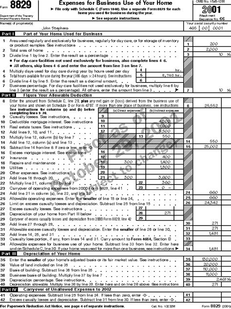 schedule c template form 8829 worksheet worksheets tutsstar thousands of