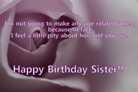 Happy Birthday Sis Quotes Love Quotes For A Sister On Her Birthday