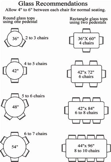 How To Read Dining Table Dimensions Tables Dining Tables And Google On Pinterest