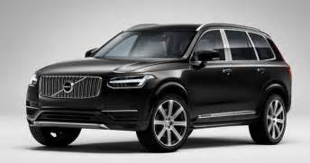Volvo Electric Car Xc90 Luxurious Volvo Xc90 Excellence Revealed