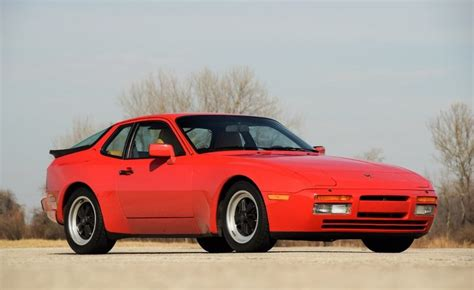 Porsche 944 Turbo Felgen by 1986 Porsche 944 Turbo Hollywood Wheels Auction Shows
