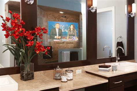 bathroom tv ideas the best smart home automation systems to buy now