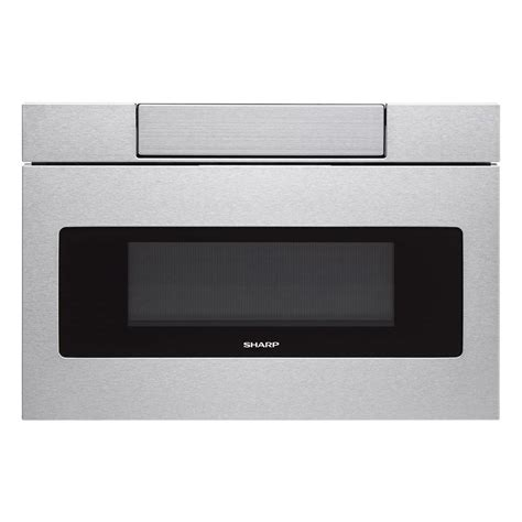 Sharp 30 Microwave Drawer Specs by Sharp 30 In W 1 2 Cu Ft Built In Microwave Drawer With